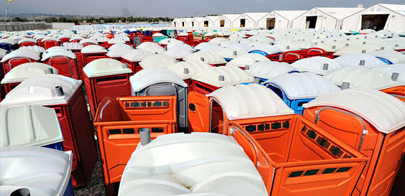 Champion Portable Toilets in Wilmington, PA